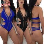 SEXY WOMEN ONE-PIECE Swimsuit Beachwear - Commander Maillot de Bain Femme -45% Réduction